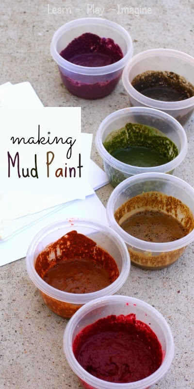 How to Make Mud Paint (1)